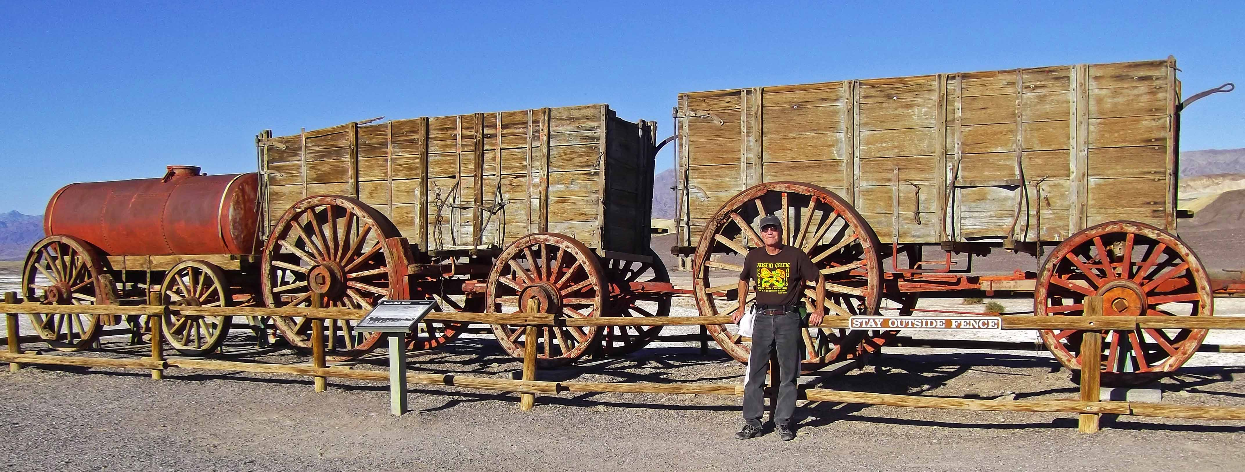 Death valley national park kings on the road for 20 mule team borax swimming pools