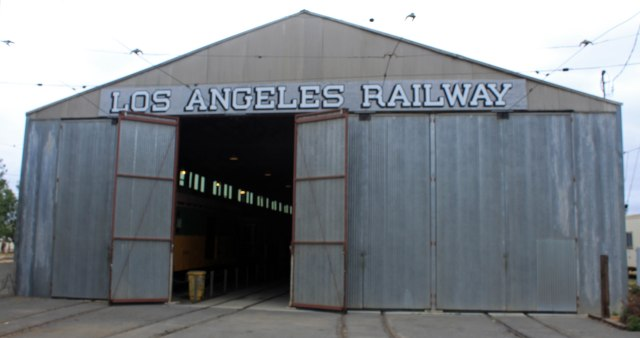 Los Angeles Railway