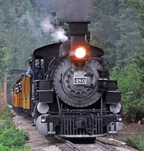 Train that didn't pick us up