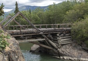 Canyon Creek bridge