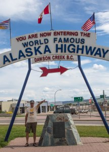 Alaska Hwy - this way