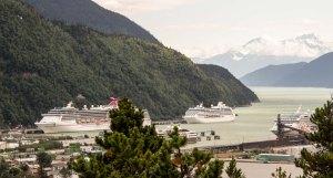 Skagway cruiseport