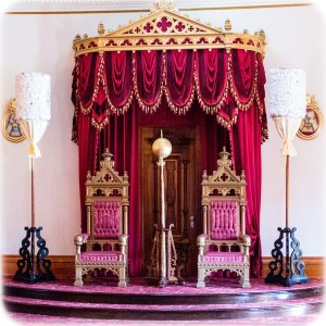 Hawaiian Royal Throne until 1893