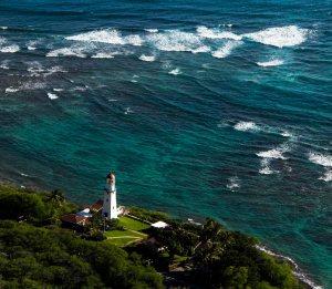 Lighthouse at Diamond Head