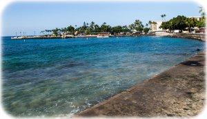 Kona waterfront