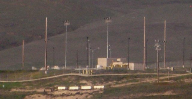 ICBM site