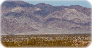 Mountains and Alluvial Fan mosiac