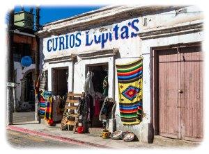 Classic Baja shop