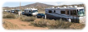 Our Baja Winters Caravan