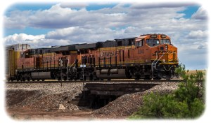 BNSF main line - Long Beach to Chicago