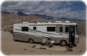 Your boondocking land