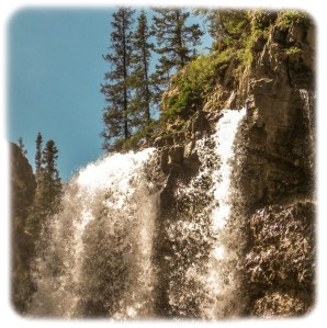 Johnston Creek Falls