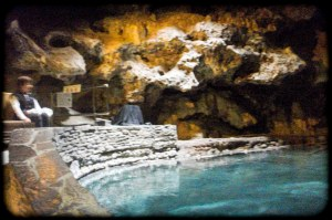 Historic Cave hot springs