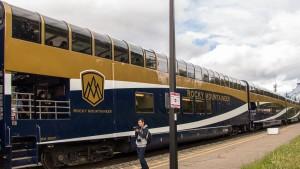 Luxury train