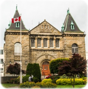 Classic Canadian architecture
