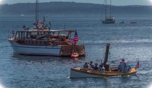 Wooden boat fest