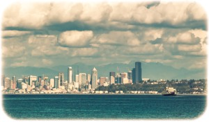 Seattle from Port Orchard