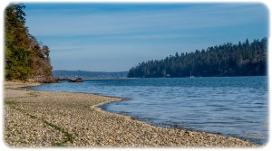 Olympic Peninsula shore
