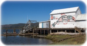 Willapa seafood industry