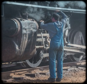 Working on the railroad