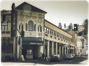 Astoria downtown