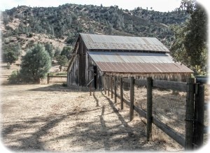 Early 20th century rancho