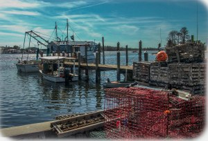 Crystal River, seafood town