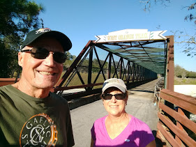 R & D on the West Orange Trail